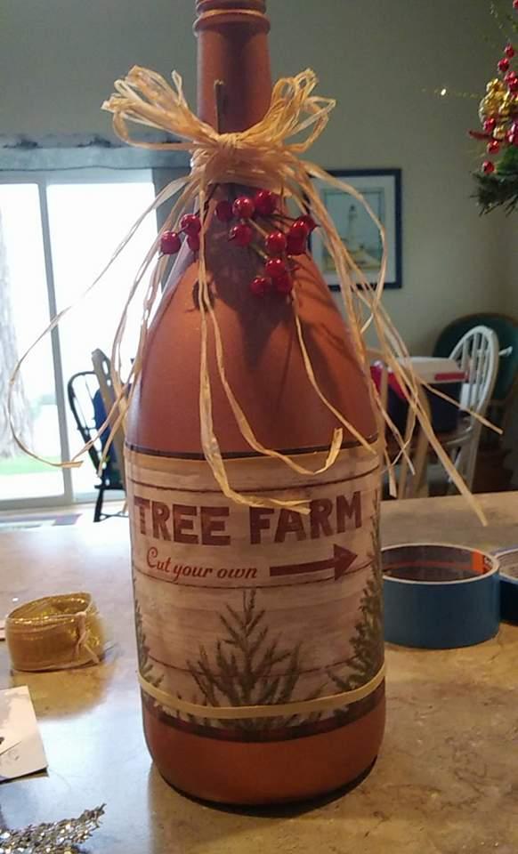 Arbor Mist bottle